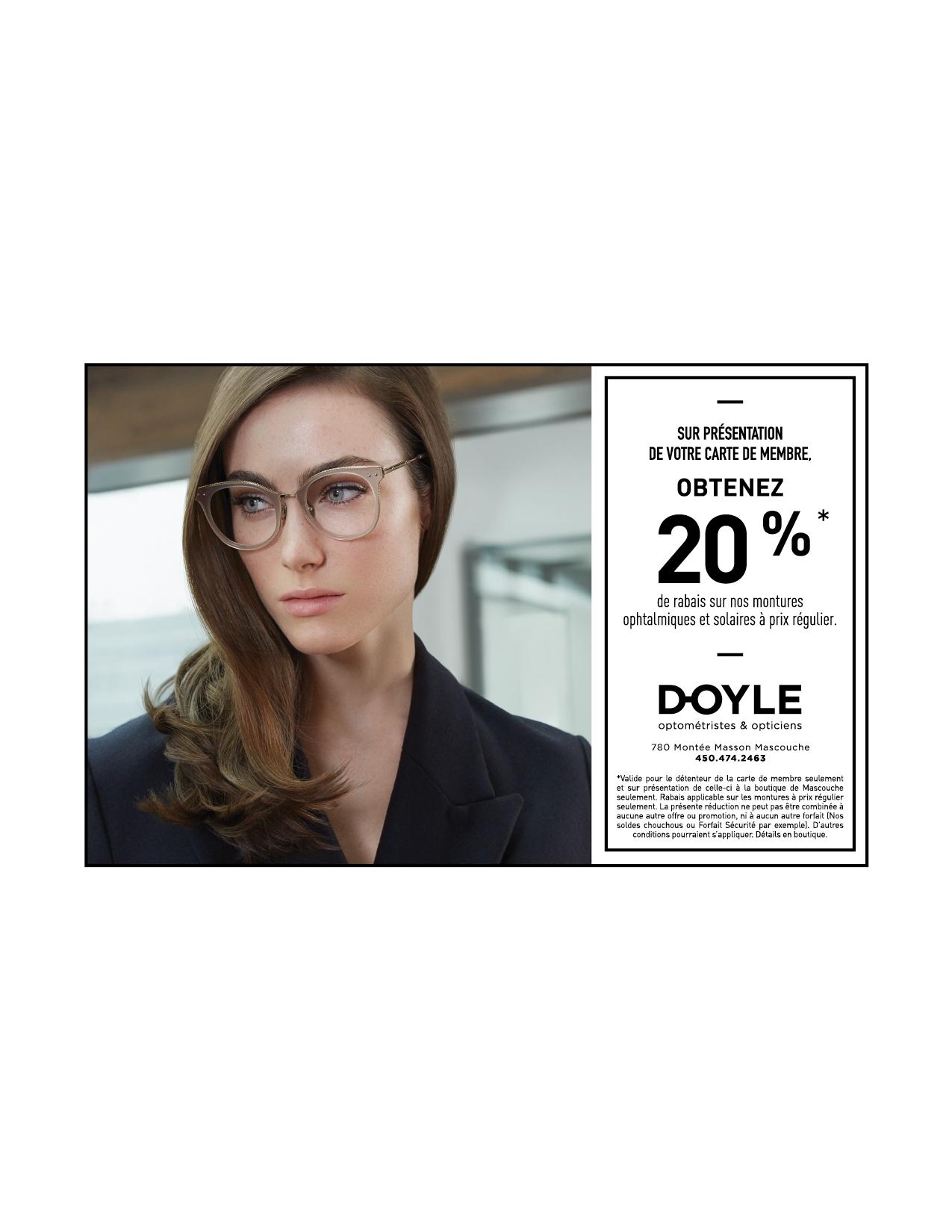Doyle lunetterie